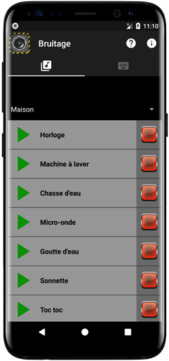 Bruitage pour Android