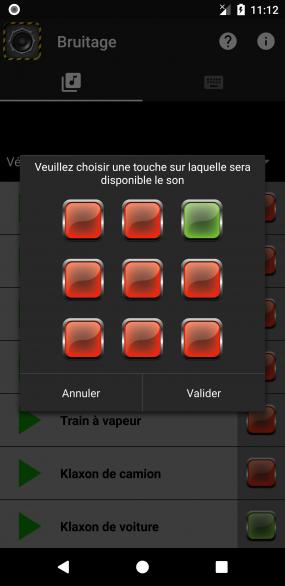 Bruitage screenshot 4